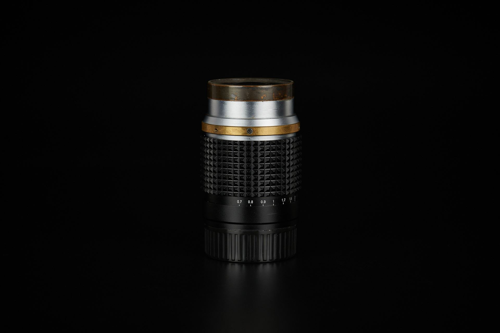 Picture of dallmeyer super-six anastigmat 3inch f/1.9 modified to leica m