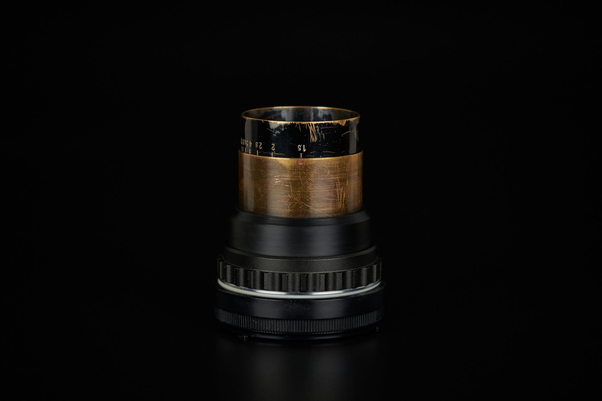 Picture of hugo meyer kino-plasmat 4.2cm f/1.5 modified for leica m