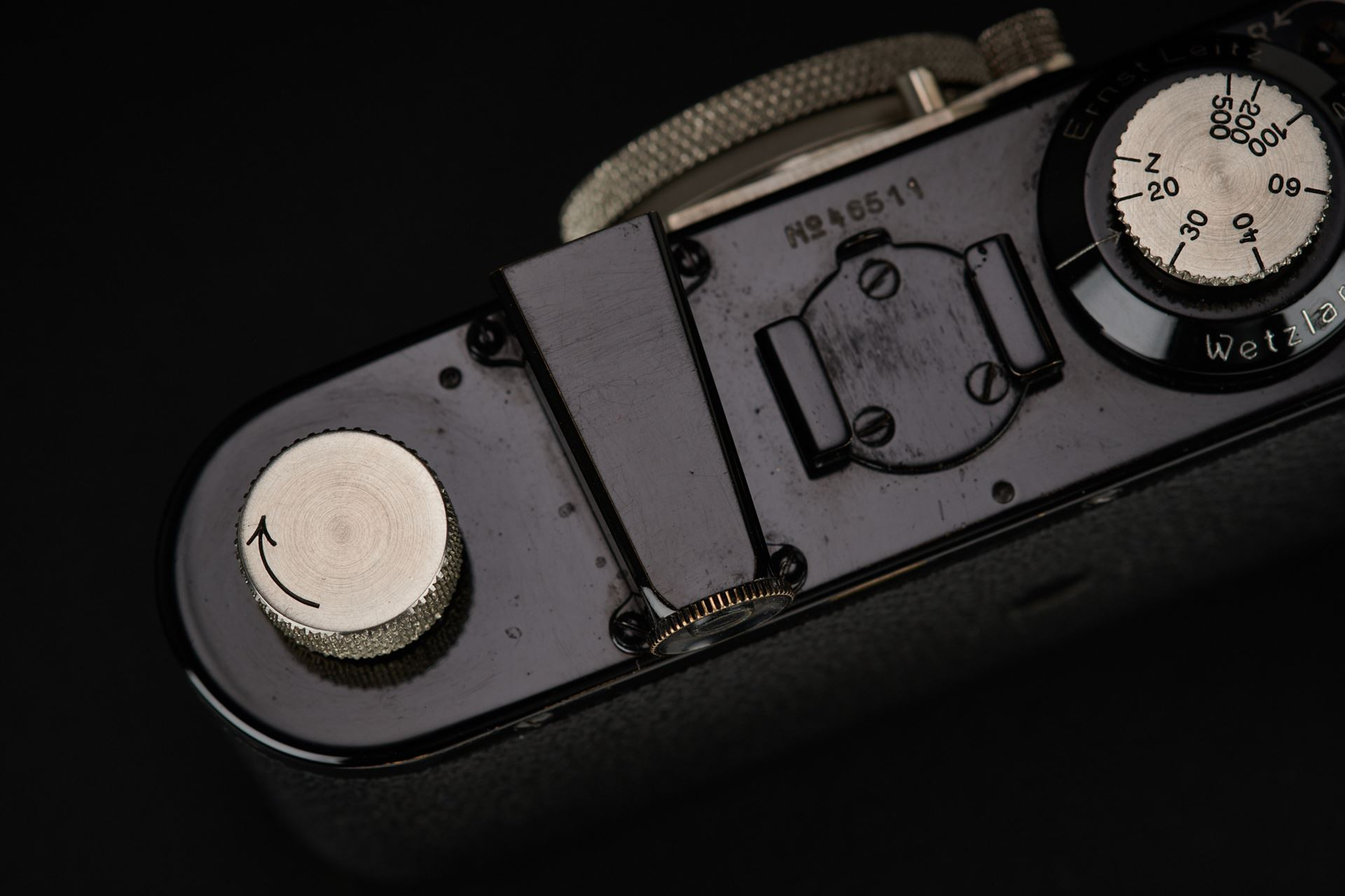Picture of leica I mod. a with elmar