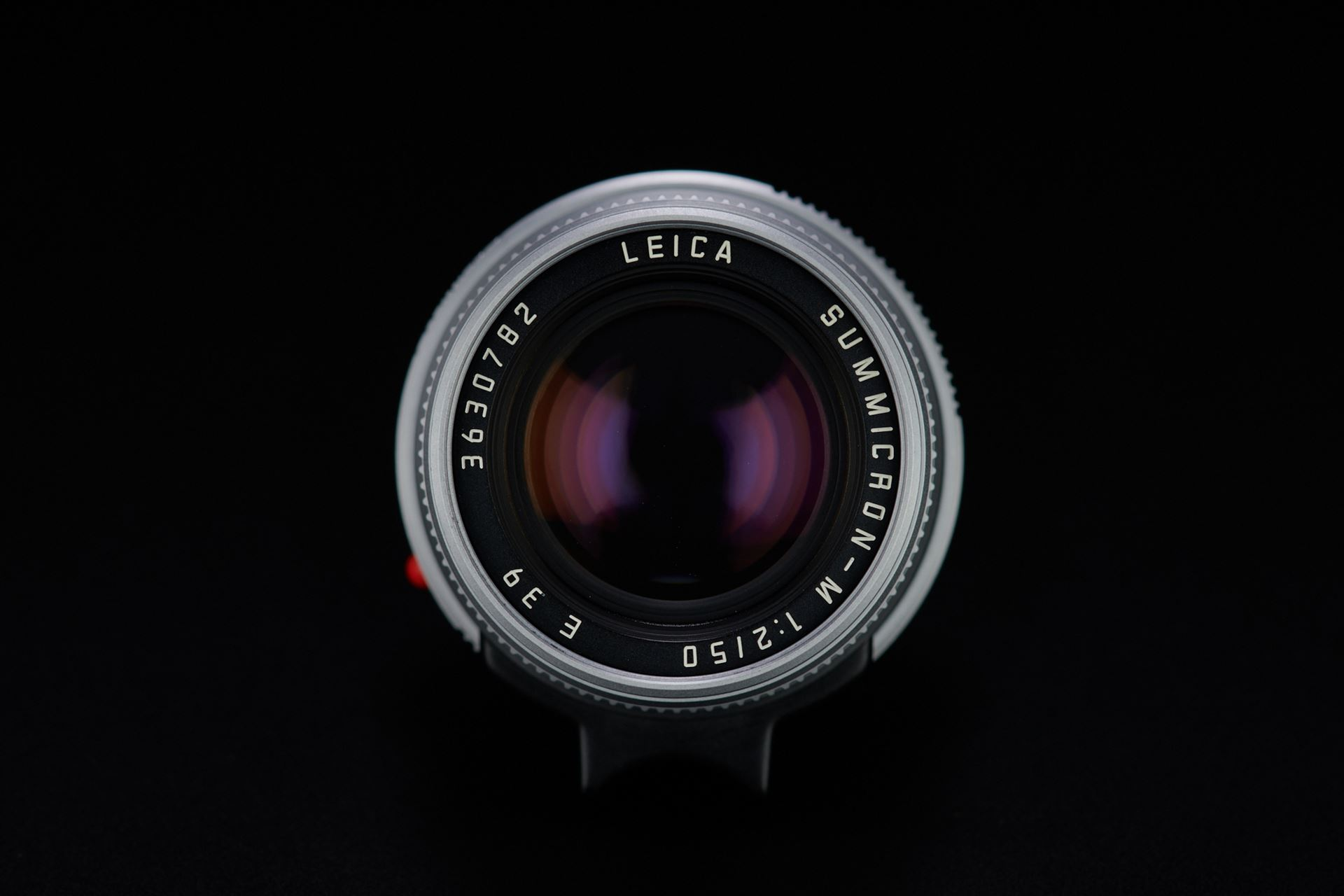 Picture of leica summicron-m 50mm f/2 Ver.4 silver