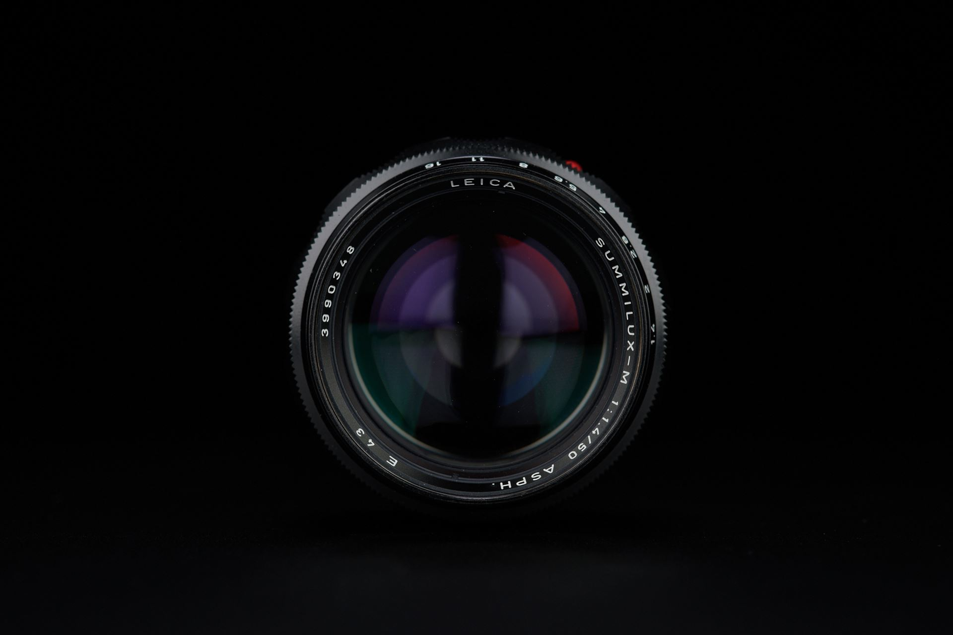 Picture of leica summilux-m 50mm f/1.4 asph lhsa mp-3