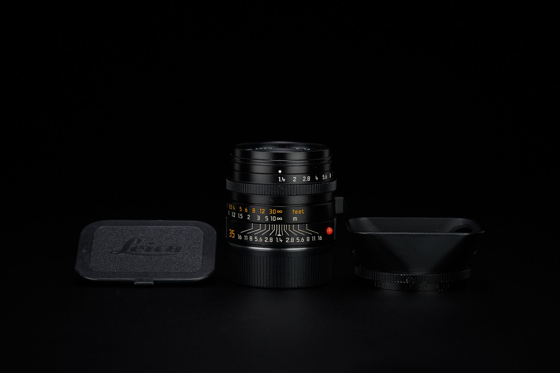 Picture of leica summilux-m 35mm f/1.4 asph