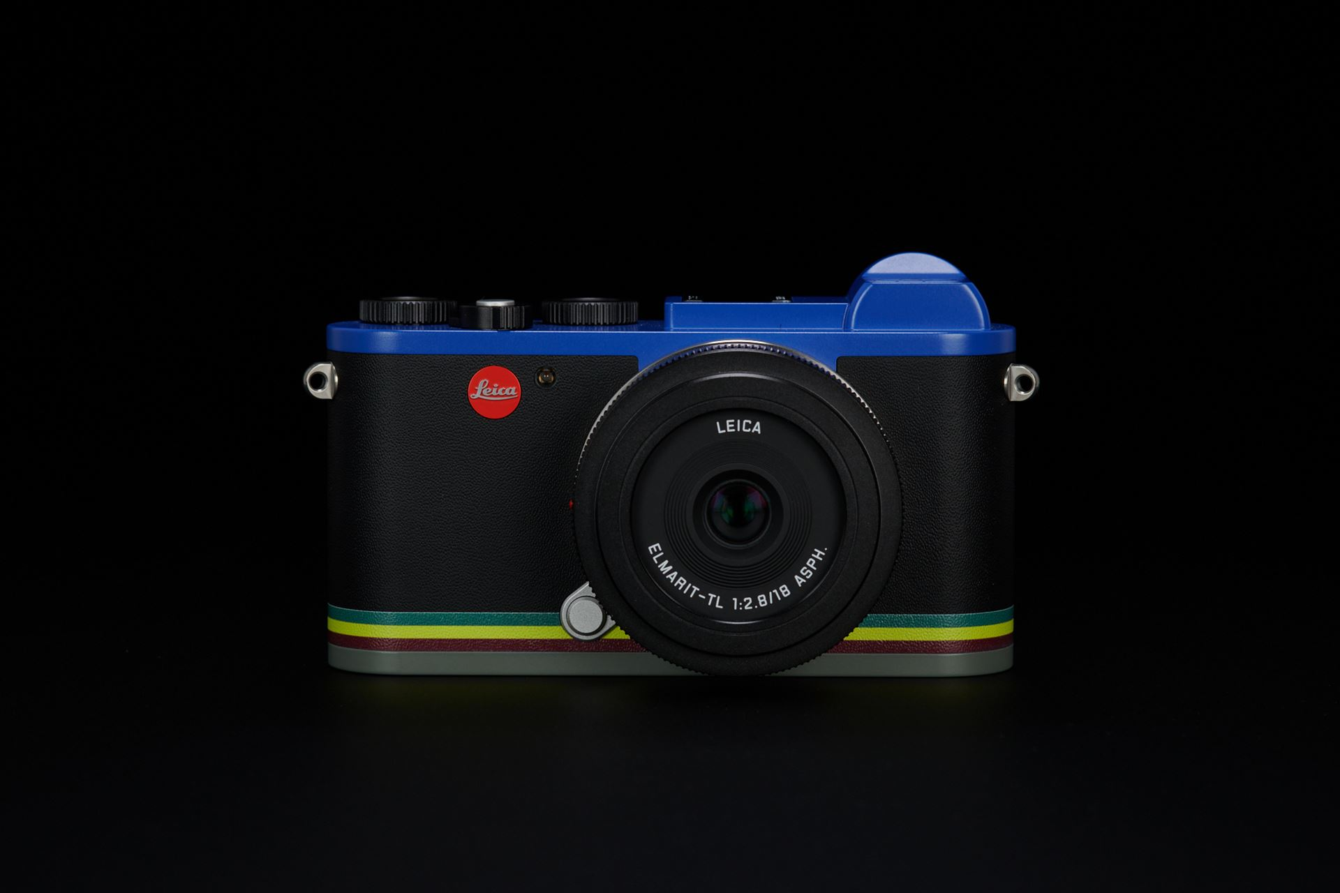 """Picture of leica cl """"edition paul smith'"""