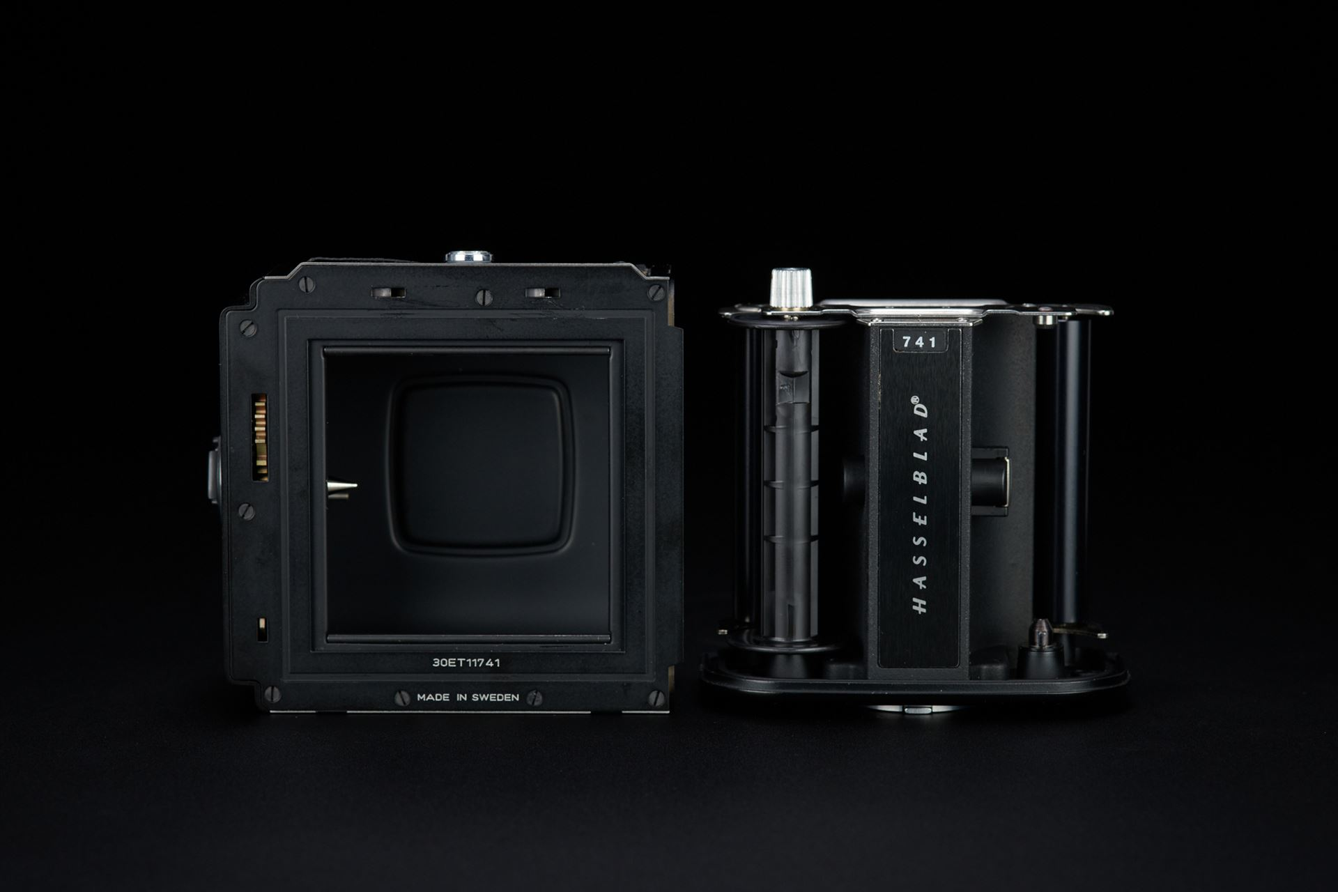 Picture of hasselblad 503 cxi w/ planar 80mm f/2.8