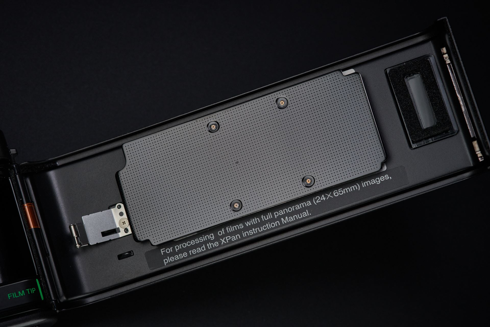 Picture of hasselblad xpan II w/ hasselblad 45mm f/4